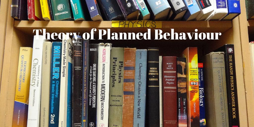Theory of Planned Behaviour - lý thuyết về hành vi có suy tính