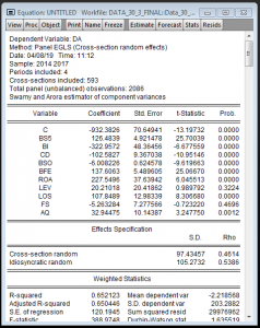 rem01 238x300 - hồi qui dữ liệu bảng pool ols fem rem trên eviews