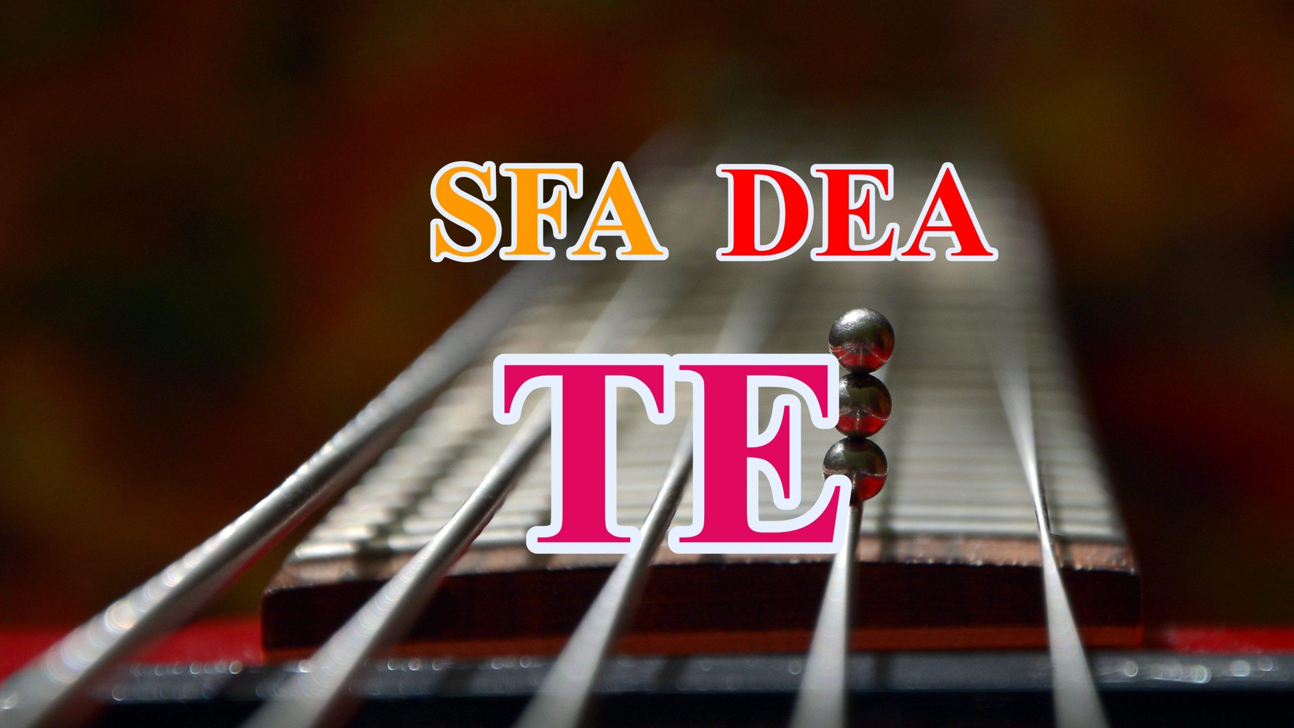 TE SFA DEA scaled - Hiệu quả kỹ thuật bởi Phân tích biên ngẫu nhiên SFA