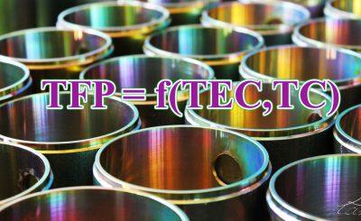 tfp tec tc 400x245 - yếu tố năng suất tổng hợp TFP hiệu quả kỹ thuật TE