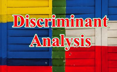 discriminant function analysis 400x245 - Phân tích phân biệt Discriminant Analysis DA