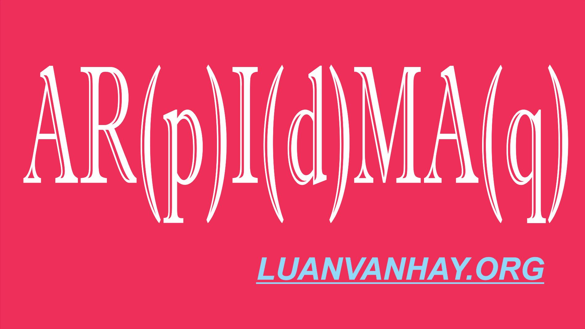 baner arima - Dự báo ARIMA tự động